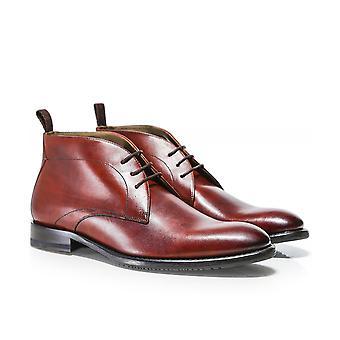 Oliver Sweeney Leather Farleton Chukka Boots