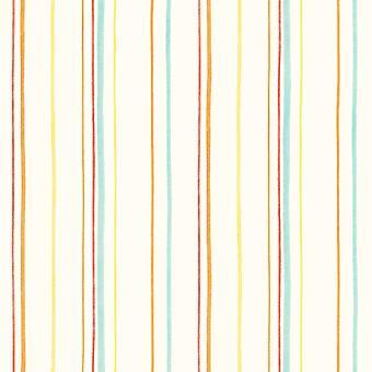 Carousel Mini Stripe Wallpaper Multi Fine Decor DL21131