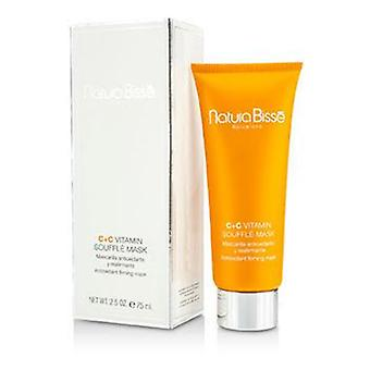 Natura Bisse C + c vitamin souffle mask-75ml/2.5 oz