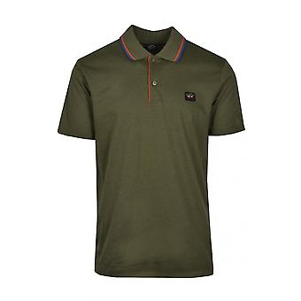 Paul & Shark Paul And Shark Polo Shirt Green
