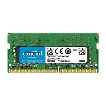 Crucial 8GB DDR4 2666MHz SODIMM CL19 Single Ranked