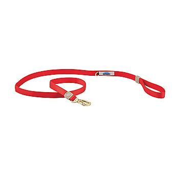 Weatherbeeta Elegance Dog Lead - Rojo