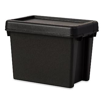 Wham Storage 6.5 Litre Wham Bam Heavy Duty Recycled Box With Lid
