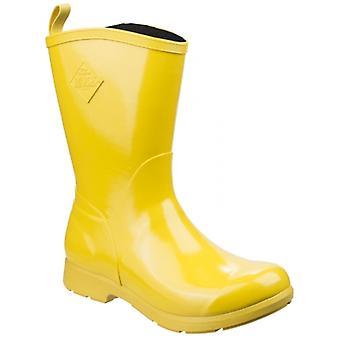Muck Boots bergen Mid damer gummi Wellington stövlar gul