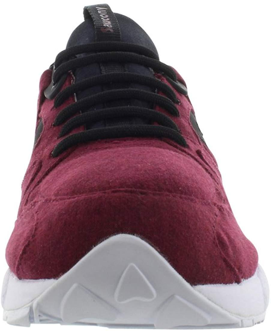 Saucony Mens Grid 9000 HT Low Top Lace Up Fashion Sneakers