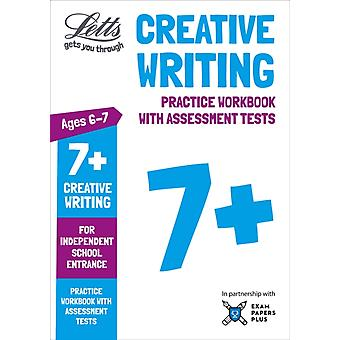 Letts 7 Creative Writing  Practice Workbook with Assessmen