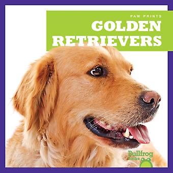 Golden Retrievers by Kaitlyn Duling