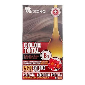 Permanent Anti-Ageing Dye Azalea Light ash blonde