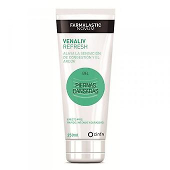 Cinfa Venaliv Refresh Gel Piernas Cansadas 250ml