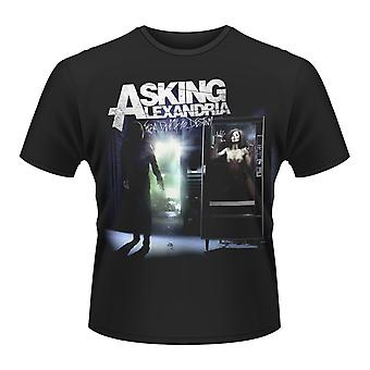 Asking Alexandria From Death to Destiny Rock Official T-Shirt