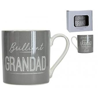 Gisela Graham Brilliant Grandad Mug