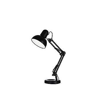 Idealne Lux - Kelly Black biurko Lampa IDL108094