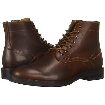 Mark Nason Mens Eastwood-ruthless Leather Almond Toe Ankle Fashion Boots