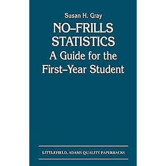 Estadísticas de NoFrills por Susan H. Gray