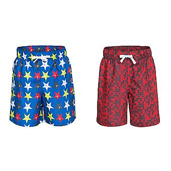 Trespass Childrens drenge Hitter badeshorts