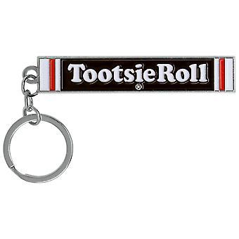 Tootsie Roll Keychain