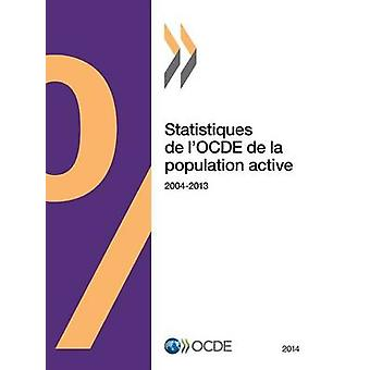 Statistiques de lOCDE de la väestö, joka toimii oecd:n vuonna 2014