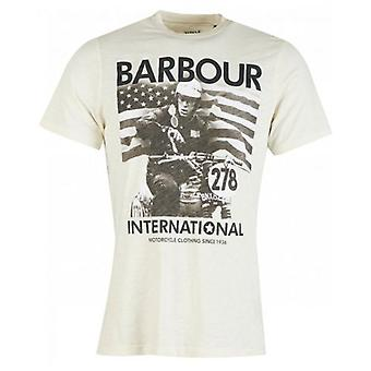 Barbour Steve Mcqueen 278 Time Crew Neck T-Shirt