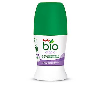 Byly Bio Natural 0% Atopic Deo Roll-on 50 Ml Unisex