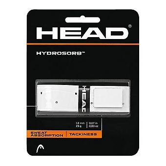 Tennis Grip Head Hydrosorb 1,8 mm Elastomer Hvit