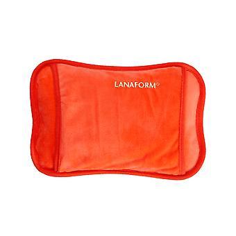 Lanaform Elektrische Kruik Oranje
