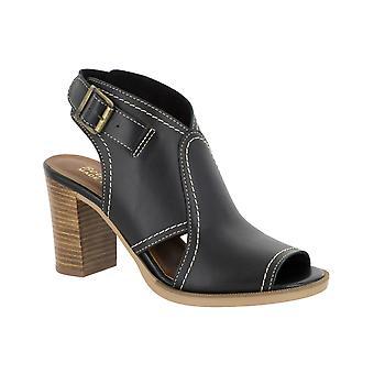 Bella Vita Womens Vivitaly Leather Open Toe Casual Slingback Sandals