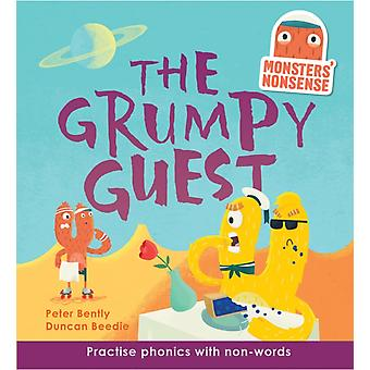 Monsters Nonsense The Grumpy Guest Level 5 by Peter Bently