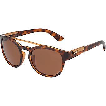 Bolle Boxton Aurinkolasit (Kiiltävä ruskea kilpikonna / Polarisoitunut A14 oleo AR)
