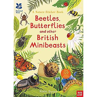 National Trust - Beetles - Butterflies and other British Minibeasts by