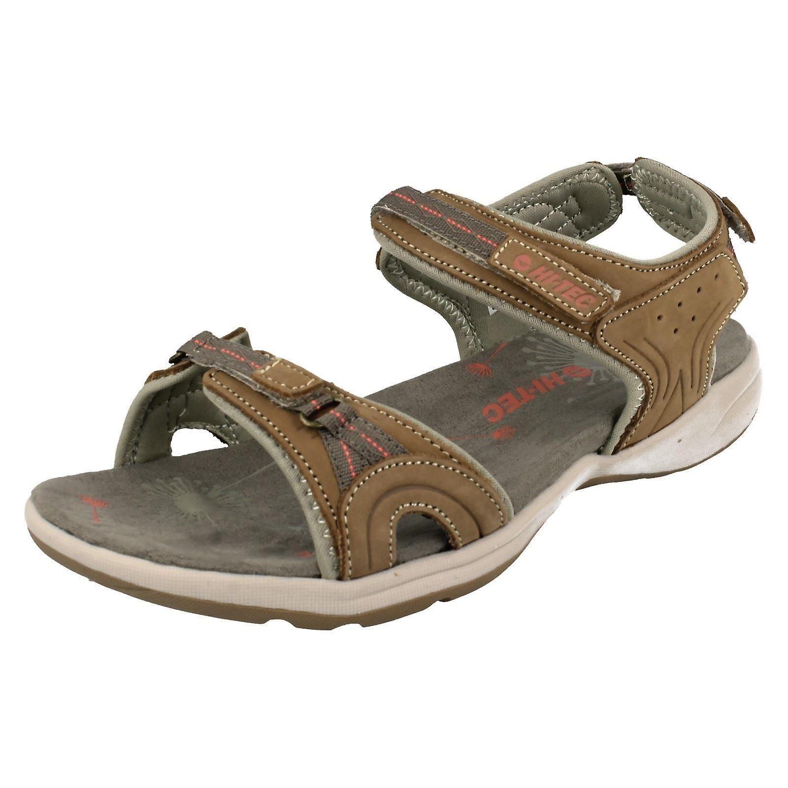 Panie Hi-Tec Walking Sandały Jedwabiste 7Cea6
