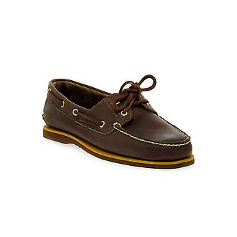 Timberland båd 2 øje kantine sko