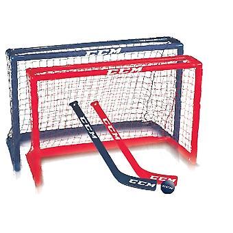CCM Mini Tor Hockey Set