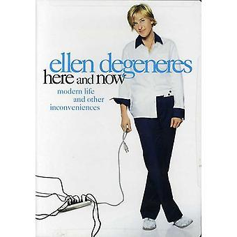 Ellen Degeneres - här & nu [DVD] USA import