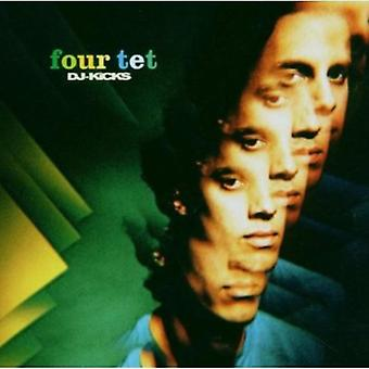 Four Tet - DJ-Kicks [CD] USA import
