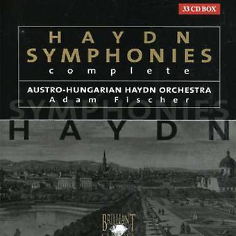 J. Haydn - Haydn: Complete Symphonies [CD] USA import