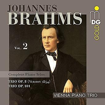 Brahms - Piano Trios 2 [SACD] USA import