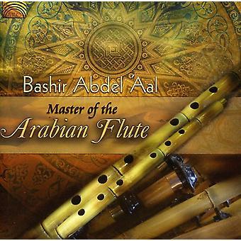 Importación de Bashir Abdel Aal - maestro de la flauta árabe [CD] Estados Unidos