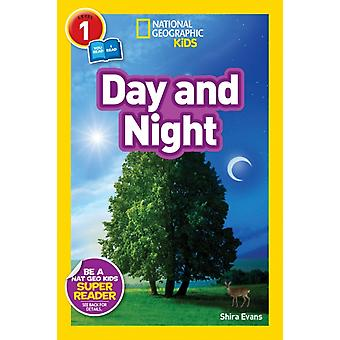 Nat Geo Readers Day and Night Lvl 1 by Shira Evans
