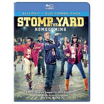 Stomp the Yard: Homecoming [BLU-RAY] USA import