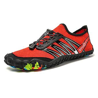 Slip resistant outdoor lightweight creek sneakers