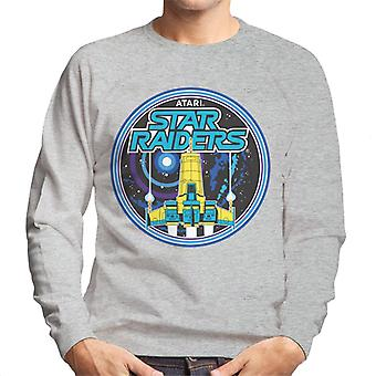 Atari Star Raiders Retro Men's Sweatshirt
