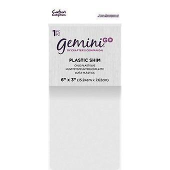 Gemini Gemini Go Zubehör - Plastic Shim