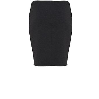 b.young Black Fitted Skirt