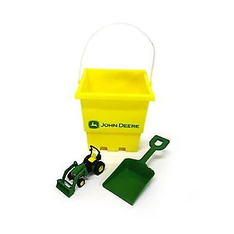 John Deere Vehicle Bucket and Spade Set