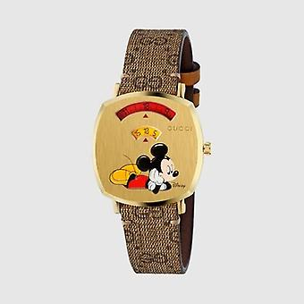 Gucci YA157420 Disney X Gucci Grip Watch, 35mm
