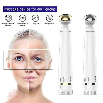 Mini Electric Vibration Eye Massager Anti Ageing Wrinkle, Dark Circle Removal
