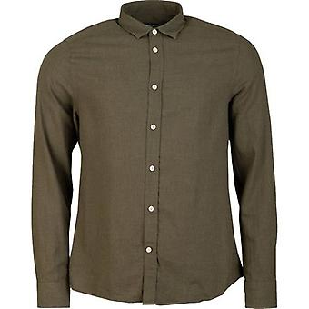 J.lindeberg Light Flannel Slim Fit Shirt