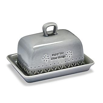 Cooksmart Purity Butter Dish