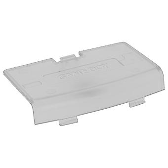 Replacement battery cover door for nintendo game boy advance - clear