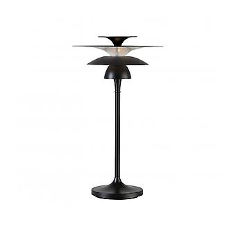 Picasso Table Lamp In Metal And Matte Black Diameter 35 Cm